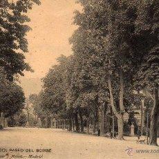 Postales: OVIEDO - PASEO DEL BOMBÉ - HAUSER Y MENET - NO ESCRITA NI CIRCULADA. Lote 51061062