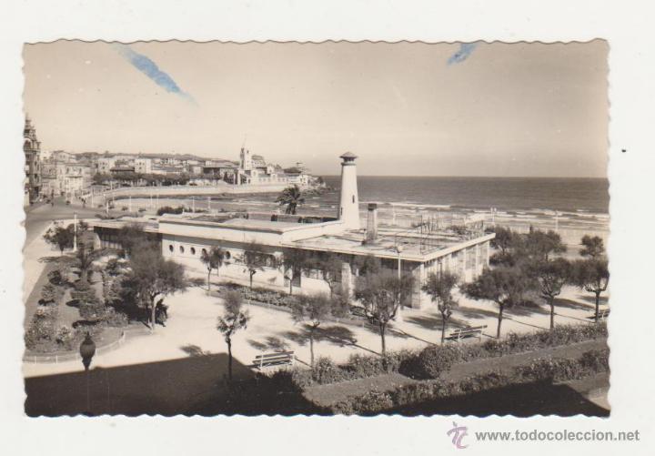 GIJÓN.- BAR NAÚTICO. (Postales - España - Asturias Moderna (desde 1.940))