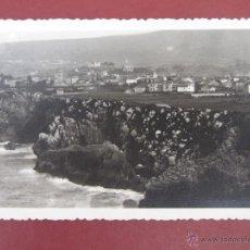 Postales: LLANES. LA ATALÁ. FOTO PEPE. CIRCULADA 1960.. Lote 51147738