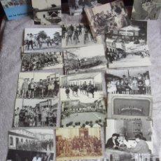 Postales: NOREÑA EN LA FOTOGRAFIA. MARIO ANGEL MARRODAN. COLECCION DE 27 POSTALES. CAJA DE AHORROS DE ASTURIAS. Lote 51624789