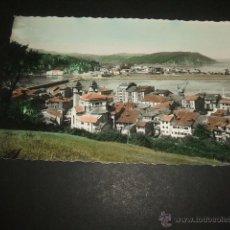 Postales: RIBADESELLA ASTURIAS VISTA GENERAL ED. ESTUDIO HEVIA Nº 201. Lote 51894356