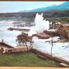 Cartes Postales: LLANES - TEMPORAL DE LA COSTA. Lote 53099024