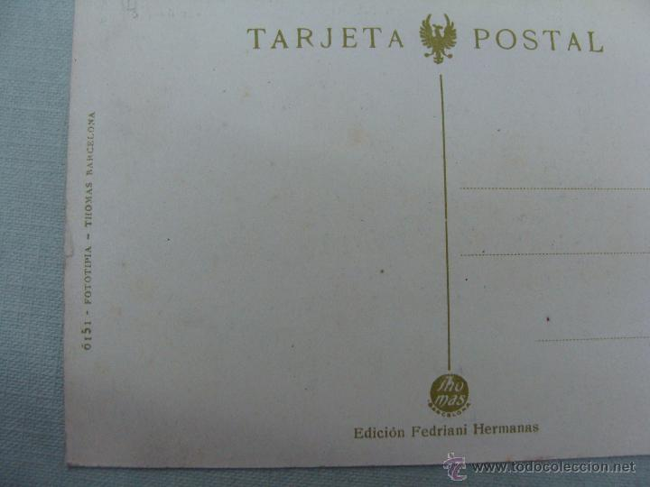 Postales: FABRICA DE TRUBIA. CALLE DEL MONTE. EDICIONES FEDRIANI HERMANAS. FOTOTIPIA THOMAS - Foto 3 - 53302842