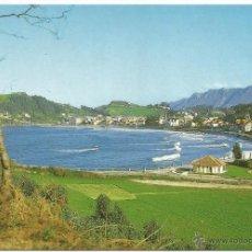 Postales: RIBADESELLA .- PLAYA .- FOTO HEVIA .- EDICIONES ARRIBAS Nº 512. Lote 53503842