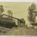 Postales: OVIEDO. SAN PEDRO DE LOS ARCOS. CASERIO ASTURIANO. POSTAL FOTOGRÁFICA. COLLADA. CIRCULADA 1924.. Lote 53550024