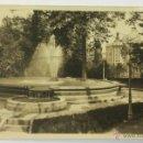 Postales: OVIEDO CAMPO DE SAN FRANCISCO. FUENTE GRANDE. POSTAL FOTOGRÁFICA (CELESTINO COLLADA). CIRCULADA 1924. Lote 53551398