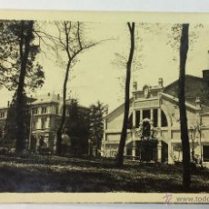 Postales: OVIEDO. SALON TORENO. POSTAL FOTOGRÁFICA (CELESTINO COLLADA). CIRCULADA EN 1924.. Lote 53611586