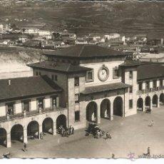 Postales: OVIEDO - ESTACIÓN DE F.C. DEL NORTE - Nº 34 ED. ARRIBAS. Lote 53654937