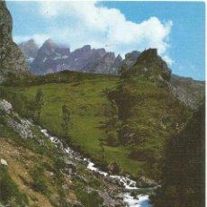Postales: ** Z445 -POSTAL - PICOS DE EUROPA - VALLE DE VALDEON - HOZ DE CAIN Y RIO CARES - ED. SICILIA - Nº 16. Lote 53658839
