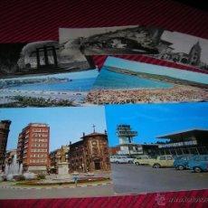 Postales: INTERESANTE LOTE DE 7 POSTALES DE ASTURIAS. Lote 53990635