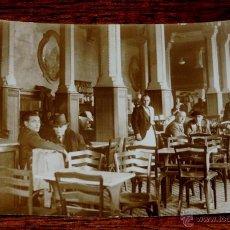 Postales: FOTO POSTAL DE HOTEL O CASINO, FOTO MENDIA, OVIEDO, NO CIRCULADA.. Lote 54449027