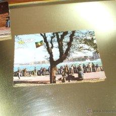 Postales: POSTAL DE GIJON AÑOS 50. Lote 54583127