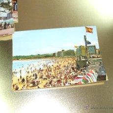 Postales: POSTAL DE GIJON AÑOS 50. Lote 54583133