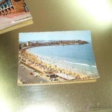 Postales: POSTAL DE GIJON AÑOS 50. Lote 54583139