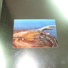 Postales: POSTAL DE CANDAS CORRIDA DE TOROS MARINERA PRINCIPIOS DE LOS AÑOS 70. Lote 54583164