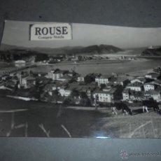 Postales: RIBADESELLA - VISTA GENERAL - ESTUDOS HELVIA - 15X10 CM. . Lote 54882630