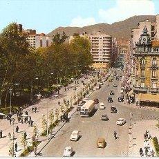 Postales: OVIEDO. 38. CALLE DE URIA. ED. ALARDE..1968.. ESCRITA -VELL I BELL.. Lote 56892834
