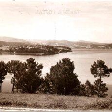 Postales: CASTROPOL Y RÍA DEL EO 1963. Lote 56917587