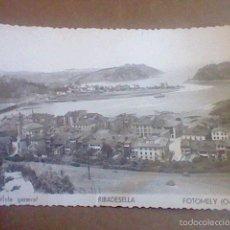Postales: RIBADESELLA IMAGEN Nº 101 FOTOMELY CIRCULADA AÑOS 50 . Lote 57245182
