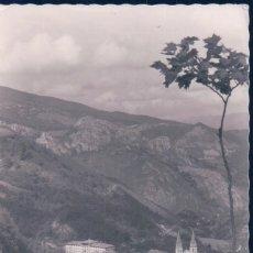 Postales: COVADONGA. VISTA GENERAL. 6, EDICIONES GARCÍA GARRABELLA- CIRCULADA. Lote 57543325