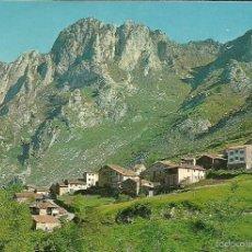 Postales: 76 - TIELVE 690 MTS. (ASTURIAS) PICOS DE EUROPA. VISTA PANORAMICA Y SIERRA DE TIELVE - EDITADA, 1. Lote 57717257