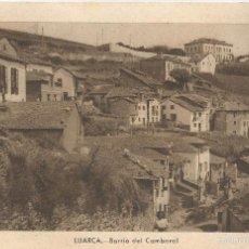 Postales: LUARCA (ASTURIAS) BARRIO DEL CAMBARAL - EDICIONES GOMEZ - SIN CIRCULAR. Lote 296610213