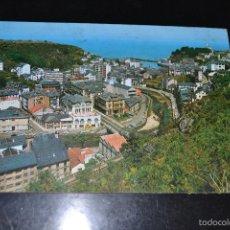 Postales: ANTIGUA POSTAL DE LUARCA-VISTA PARCIAL. Lote 58398816