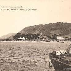 Cartes Postales: LA ARENA , DESDE SAN ESTEBAN DE PRAVIA HAUSER Y MENET SIN CIRCULAR. Lote 58444594