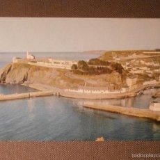 Postales: POSTAL - ESPAÑA - ASTURIAS - LUARCA - ENTRADA AL PUERTO - FOTOCOLOR LÓPEZ. Lote 58483682