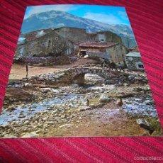 Postales: PRECIOSA POSTAL DE SOTRES.EL PUEBLO MAS ALTO DE ASTURIAS.PICOS DE EUROPA . Lote 58592673