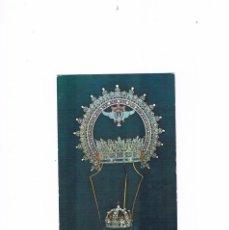 Postales: POSTAL ANTIGUA ASTURIAS SIN CIRCULAR COVADONGA CORONA DE LA VIRGEN. Lote 58701216