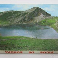 Cartoline: BLOCK DE 10 POSTALES. PICOS DE EUROPA, ASTURIAS. EDICIONES SANDI - POTES. Lote 59948171