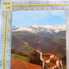 Cartes Postales: POSTAL DE ASTURIAS. AÑO 1983. PICOS DE EUROPA, IGLESIA DE SANTA MARÍA DE PIASCA. 365. Lote 60302623