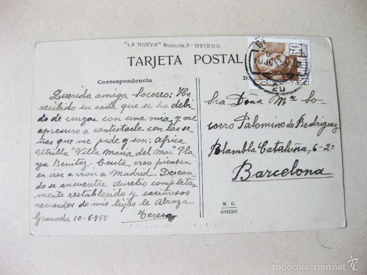 Postales: POSTAL DE PRAVIA. MERCADO EN LA VILLA. ASTURIAS - Foto 2 - 60611763