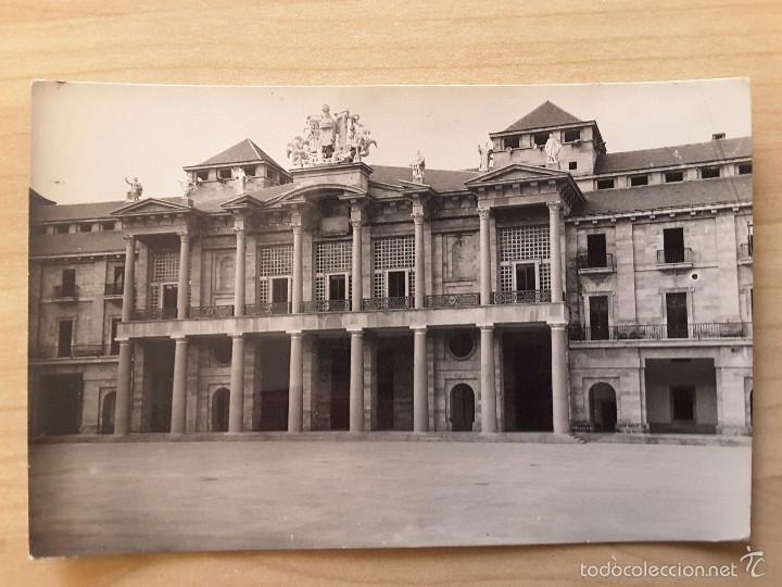 POSTAL DE GIJÓN - 53. UNIVERSIDAD LABORAL AULA MAGNA (Postales - España - Asturias Antigua (hasta 1.939))
