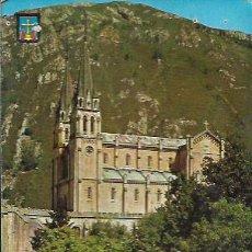 Postales: POSTAL * COVADONGA , BASÍLICA *. Lote 61472003