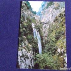 Postales: ASTURIAS-V23-PICOS DE EUROPA-PUENTE DE BOLIN SOBRE EL RIO CARES. Lote 61577972