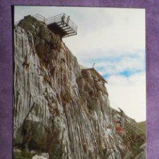 Postales: POSTAL - ESPAÑA - ASTURIAS 121 PICOS DE EUROPA - MIRADOR DEL CABLE Y TELEFERICO, BUSTAMANTE DE POTES. Lote 61780156