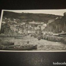 Postales: CUDILLERO ASTURIAS LA RIBERA. Lote 62253280