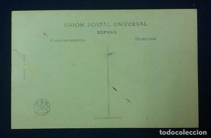 Postales: POSTAL DE LLANES (ASTURIAS). CHALETS Y FARO. LIBRERIA PESQUERA. FOTO C GARCIA. - Foto 2 - 179192027