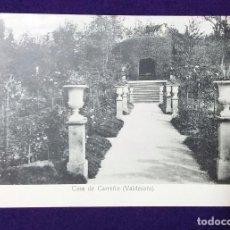 Postales: POSTAL DE VALDESOTO (ASTURIAS). CASA DE CARREÑO. 1910 - 1920.. Lote 67017578