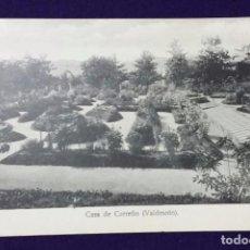 Postales: POSTAL DE VALDESOTO (ASTURIAS). CASA DE CARREÑO. 1910 - 1920.. Lote 67017666