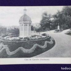 Postales: POSTAL DE VALDESOTO (ASTURIAS). CASA DE CARREÑO. 1910 - 1920.. Lote 67017750