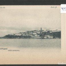 Postales: CASTROPOL - 7 - VISTA GENERAL - COLECCION RIA EO -VER REVERSO SIN DIVIDIR - (ZG-45.616). Lote 68490957