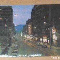 Postales: OVIEDO - CALLE DE URIA. Lote 68580373