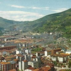 Cartes Postales: MIERES DEL CAMINO. FONDO TALLERES UNINSA 1968. Lote 70392849