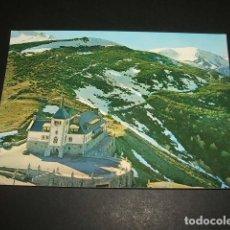 Postales: PUERTO DE PAJARES ASTURIAS PARADOR NACIONAL. Lote 70400257