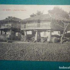 Postales: POSTAL - ESPAÑA - 39 GIJÓN - SOMIO - CASERIO - EDITTOR MATOS - GIJÓN - NC - AÑO 1915. Lote 71856163