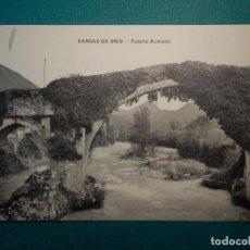 Postales: POSTAL - ESPAÑA - CANGAS DE ONIS - PUENTE ROMANO - M: G. OVIEDO - NC - AÑO 1915. Lote 71856603