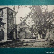 Postales: POSTAL - ESPAÑA - ASTURIAS - SAN PEDRO DE VILLANUEVA - H.M - M. HAUSER Y MENET - MADRID, NE - NC -. Lote 71857979